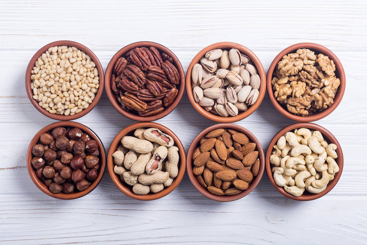 The Best Low-Carb Nuts on Keto