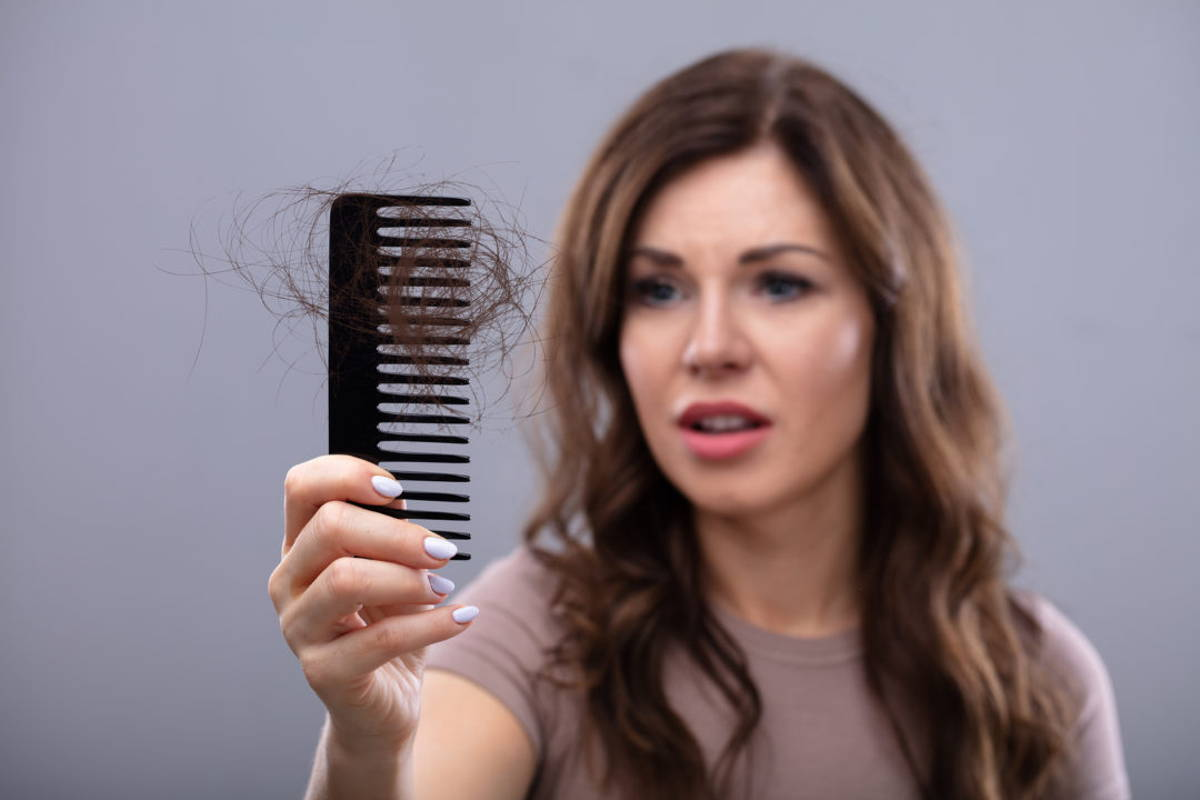Do weight loss pills cause hair loss