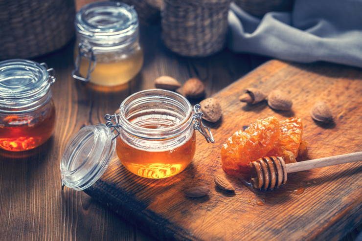 Can i have natural honey on keto