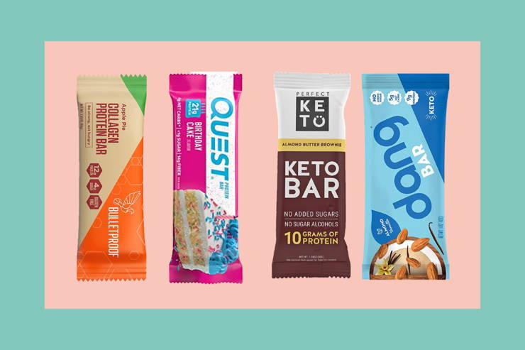 What S The Best Low Carb Protein Bar 4 Popular Bars Ranked